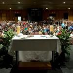 Table & Crowd at CCV - B